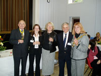 Gillett & Johnston 160th Anniversary Celebrations