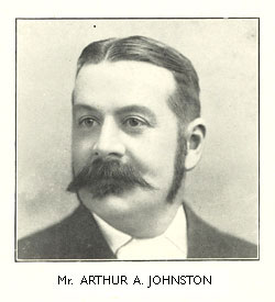 Arthur Johnston bought a partnership in the firm in 1877 and the firm became known as Gillett, Bland & Co until Charles Bland's death in 1884 when the ... - Arthur-Johnston-2502px