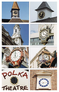 Gillett & Johnston Clock Makers & Clock Restorers
