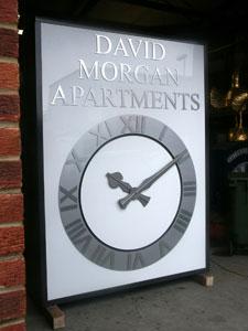 Projecting & Promotional Clocks - Gillett Johnston