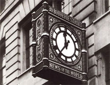 Projecting & Promotional Clocks - Gillett Johnston