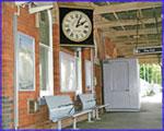 Railway Clocks - Gillett & Johnston