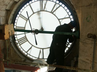 Clock Restoration Services from Gillett & Johnston