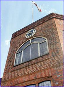 Golf Club, Stable & Pavilion Clocks - Gillett Johnston