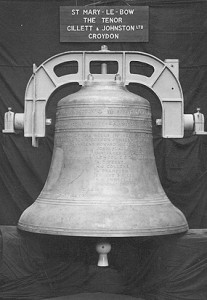 Gillett & Johnston Selfridge's Bow Bell